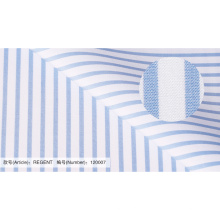 Streifen 100 Baumwollgewebe für Shirt Yantai China Lieferanten