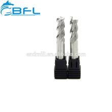 Ferramenta contínua do corte da chanfradura da ferramenta da chanfradura do carboneto das ferramentas do CNC de BFL para o metal