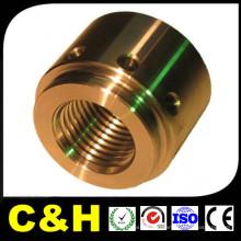 CNC Fabricante de qualidade superior OEM CNC Turned Peças ISO 9001 Certificado