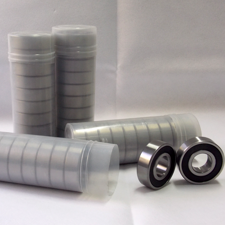 Rubber Sealed Deep Groove Ball Bearing