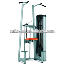 2016 New arrival gym fitness equipment Chin& Dip Assist machine