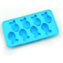 Hot Selling Durable Creative Various Shaped Silicon Ice Trays