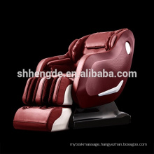 4D massage chair/L shaped zero gravity massage chair