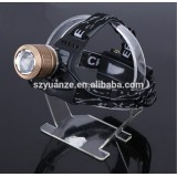3 watt LED camping rechargeable led bicycle headlamp