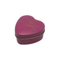 Impressão feita sob encomenda da impressão da caixa dos doces do presente de casamento da forma do coração
