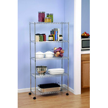 Металлическая кухонная многоцелевая стойка для хранения (CJ7535160B5CW)