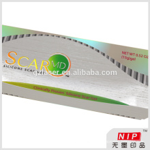 Low-Cost Schöne keine Tinte gedruckt holographischen Verpackungsmaterial für Zahnpastatube