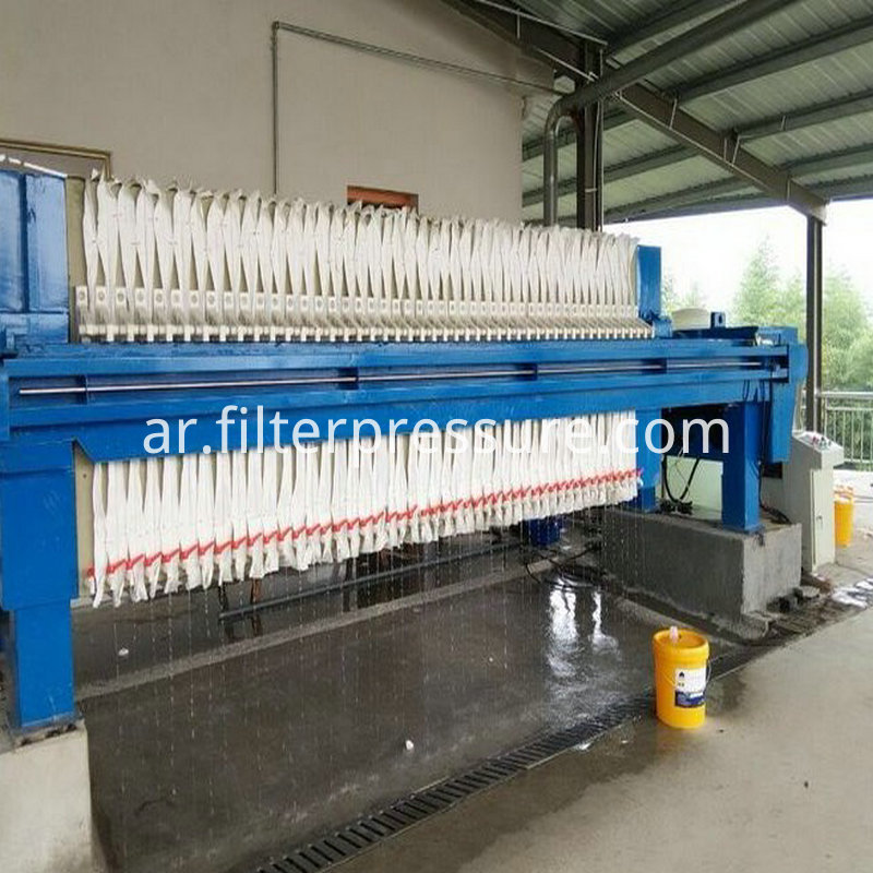 Filter Press Working Site2