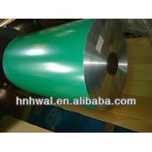 Bobinas de aluminio revestidas, bobinas de aluminio revestidas del color