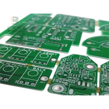 FR4 Tg135 Low Cost PCB 1.5oz BentePCB 2-layers