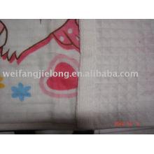 100% Baumwolle Jacquard Gesichtstuch für Haus und Hotel