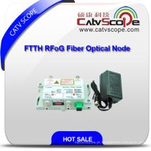 FTTH óptico receptor óptico mini nó