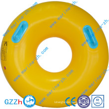 float/outdoor sport water toys cheap inflatable floating banana  for adult for Summer relaxation boat rafting