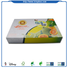 Aangepaste Printed Logo Gift Packaging Box