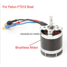 FT012 Feilun RC Repuestos para barcos Brushless Motor