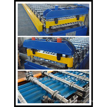Color Steel Roof Panel Roll Forming Machine
