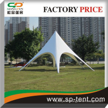 Advertising tent in shar shape with factory price from china manufacturer