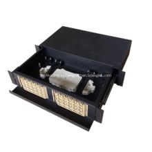 48-канальная панель с оптическим волокном Pull-push Type