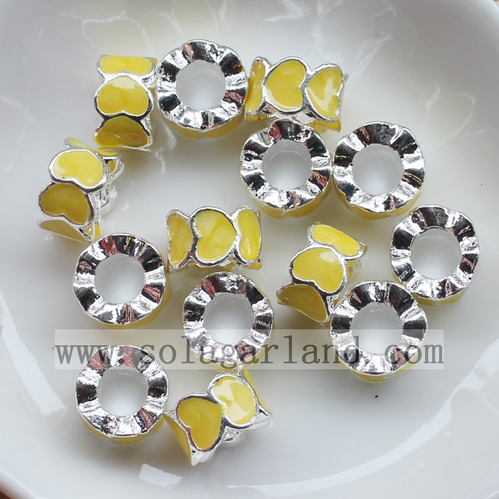 Wholesale Silver Metal Beads