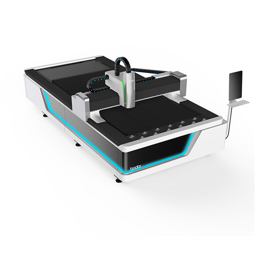 Stencil laser cutting machine