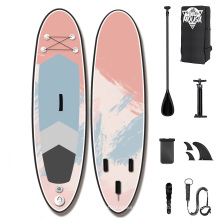 2021 OEM stand up paddle boards inflatable sup paddle surfboard custom wood paddle board