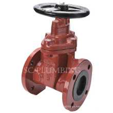 Awwa C515 Resilient Seated Gate Valve (NRS, Flange end)