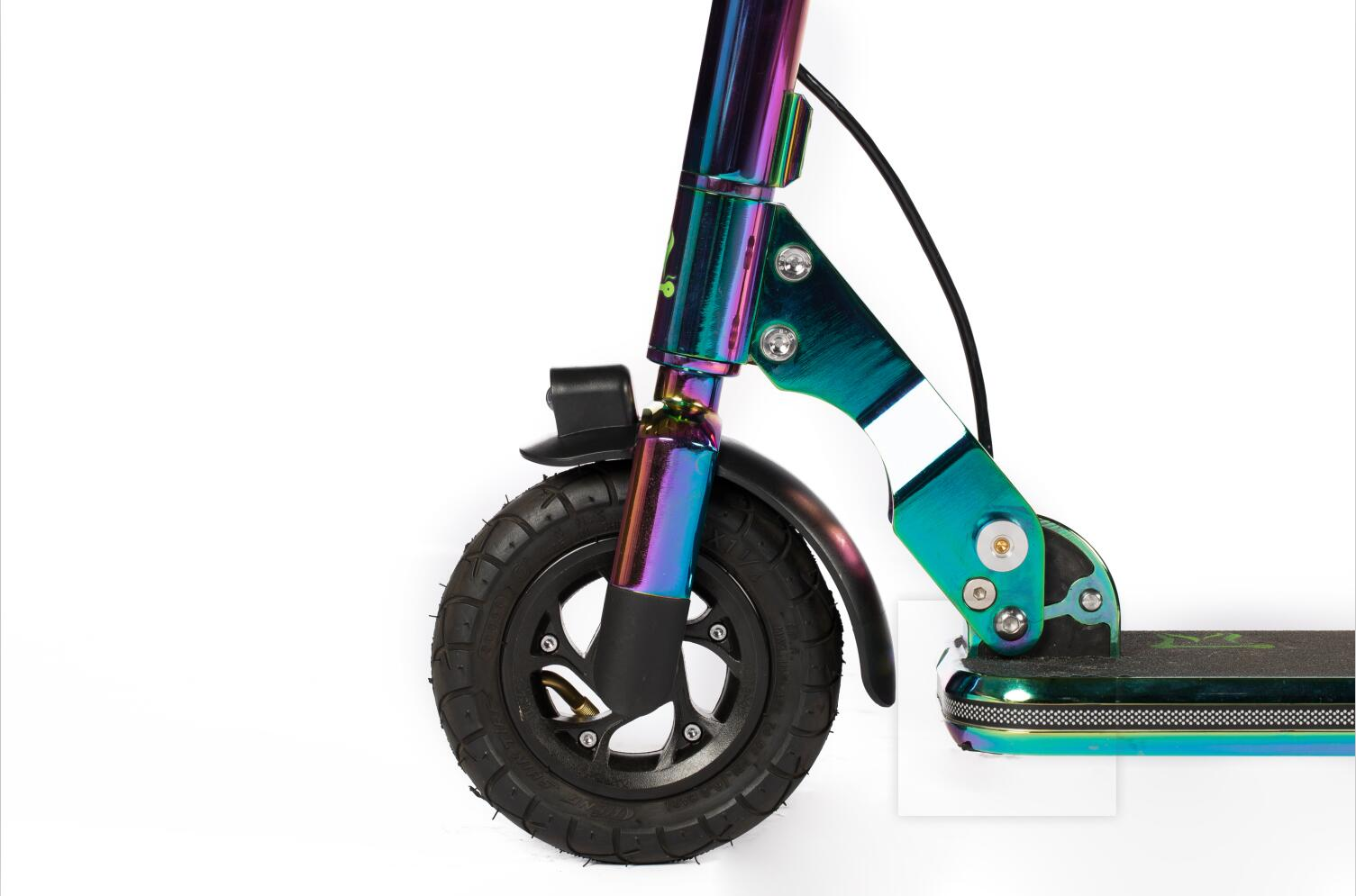 neo chrome scooter