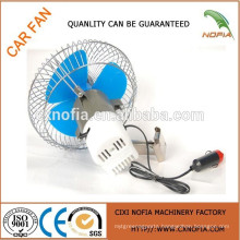 Best seller 6inch 12 volt car fan car blower fan