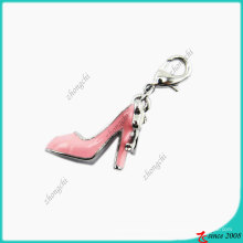 Pink Lady Sapatos de Salto Alto Charme Dangle com Fecho (SPE)