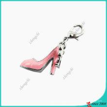 Розовый Леди высокий каблук обуви мотаться Шарм с застежкой (ПСН)
