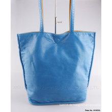 2015 Neue lederne Damen große Handtasche