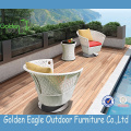 Rattan Outdoor furniture Dinning Set para jardín