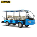 11 Seats Electric Sightseeing bus Electric tour bus power-driven bus