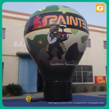 PVC inflatable ball with logo printing
