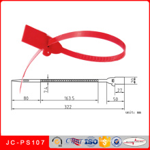 Jc-PS107 One-Time Plastic Security Seal