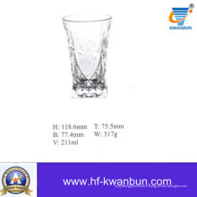 Verre de verre en mousse Glass Glass Tea-Cup Kb-Hn0793
