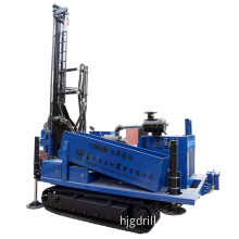Crawler Hydraulic Wells Geothermal Drill Rig
