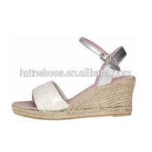 2016 Frauen Wedge Sandale Sex High Heel Pumps Schuhe