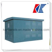 Transformador de caja tipo transformador europeo