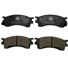 Car auto parts front wheel disc brake pad for haval H6