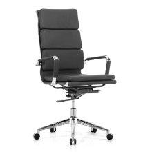 Hot Sale Chaise de bureau en cuir Eames moderne (HF-CH021A2)