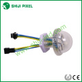 35mm smd5050 rgb pixel point led luz 19mm agujero de perforación