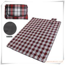 Outdoor Camping Plaid Feuchtigkeitsbeständige Picknick-Matte für die Förderung