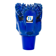 API 8 1/2'' Steel Tooth Tricone Rock Roller Bit For Oil Well Drilling
