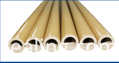 PEEK450G Extrusion Tube 2