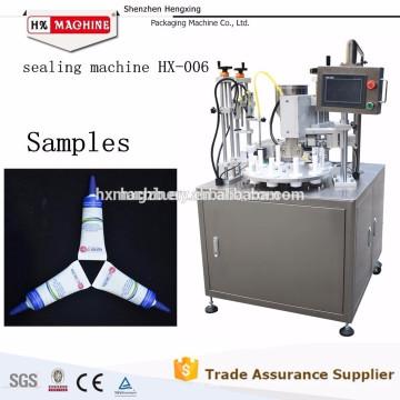 Máquina de sellado y llenado automático de la venta de la fábrica, máquina de sellado de llenado fabricada en China