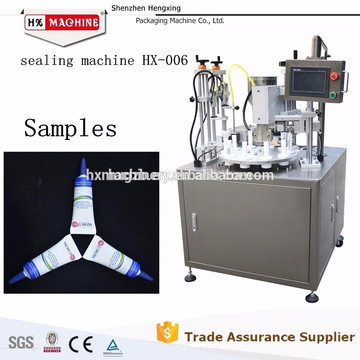 Máquina automática do enchimento e da selagem da venda da fábrica, máquina de enchimento da selagem feita em China