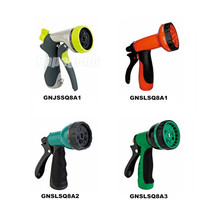 High Quality Garden 8 Way Heavy Duty Spray Nozzle