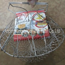 304 Stainless Steel French Chef Frying Basket