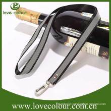 Custom no minimum order fashionable personalized reflective neck lanyards